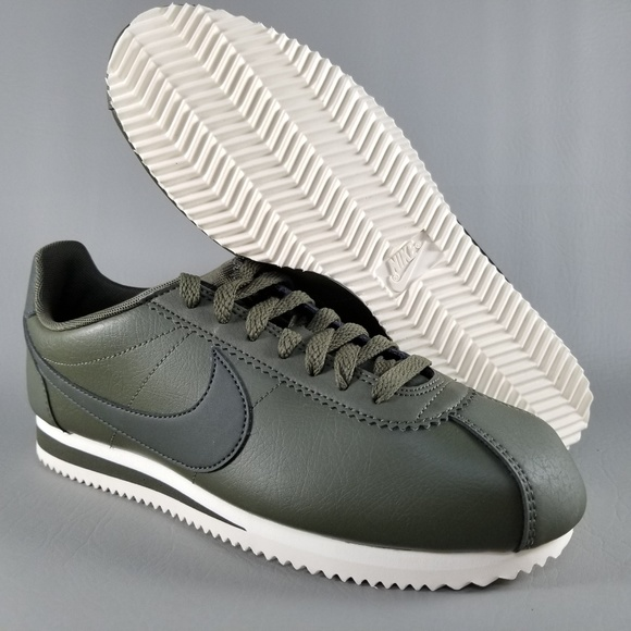 323fece204a4c Nike Shoes | Classic Cortez Athletic Women 95 Green | Poshmark